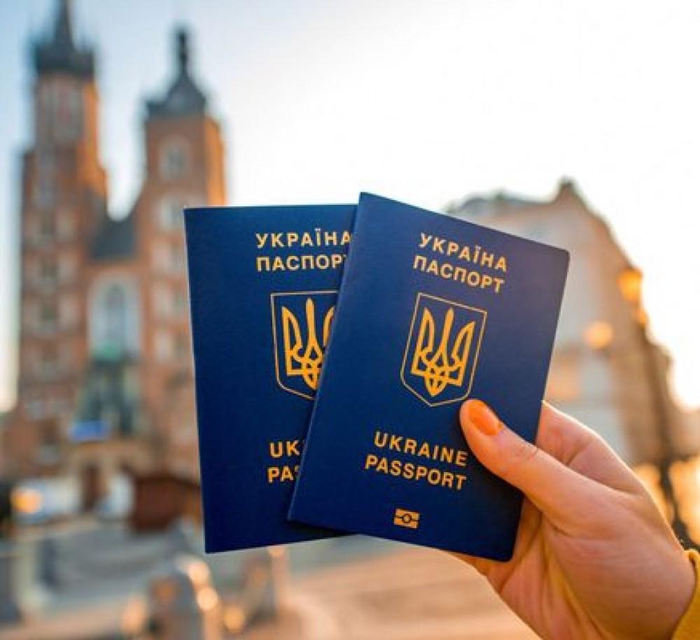 Более 11 млн украинцев побывали за границей в прошлом году // Статистика погранслужбы