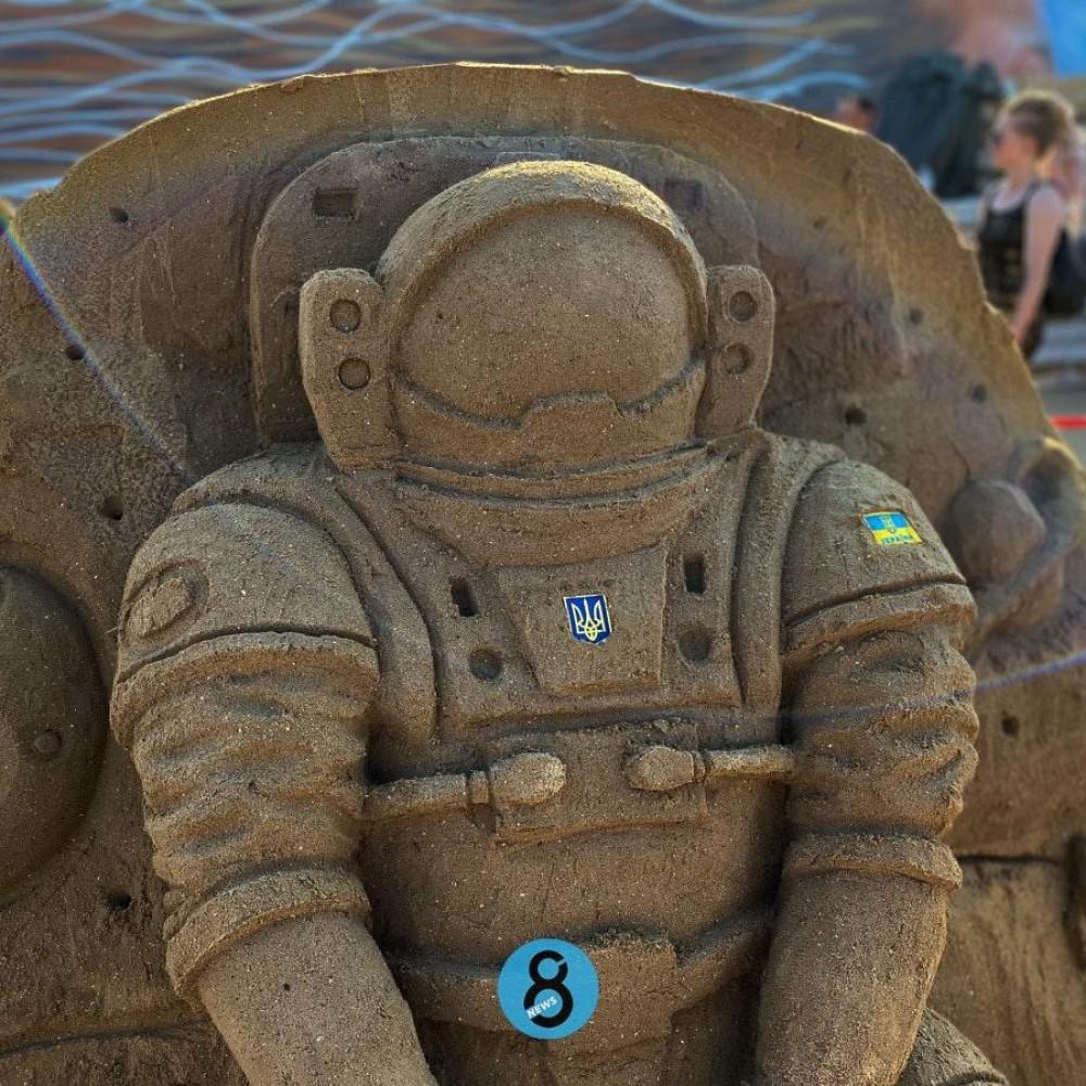 Odessa Sand Fest // В Одессе наградили победителей фестиваля песчаной скульптуры