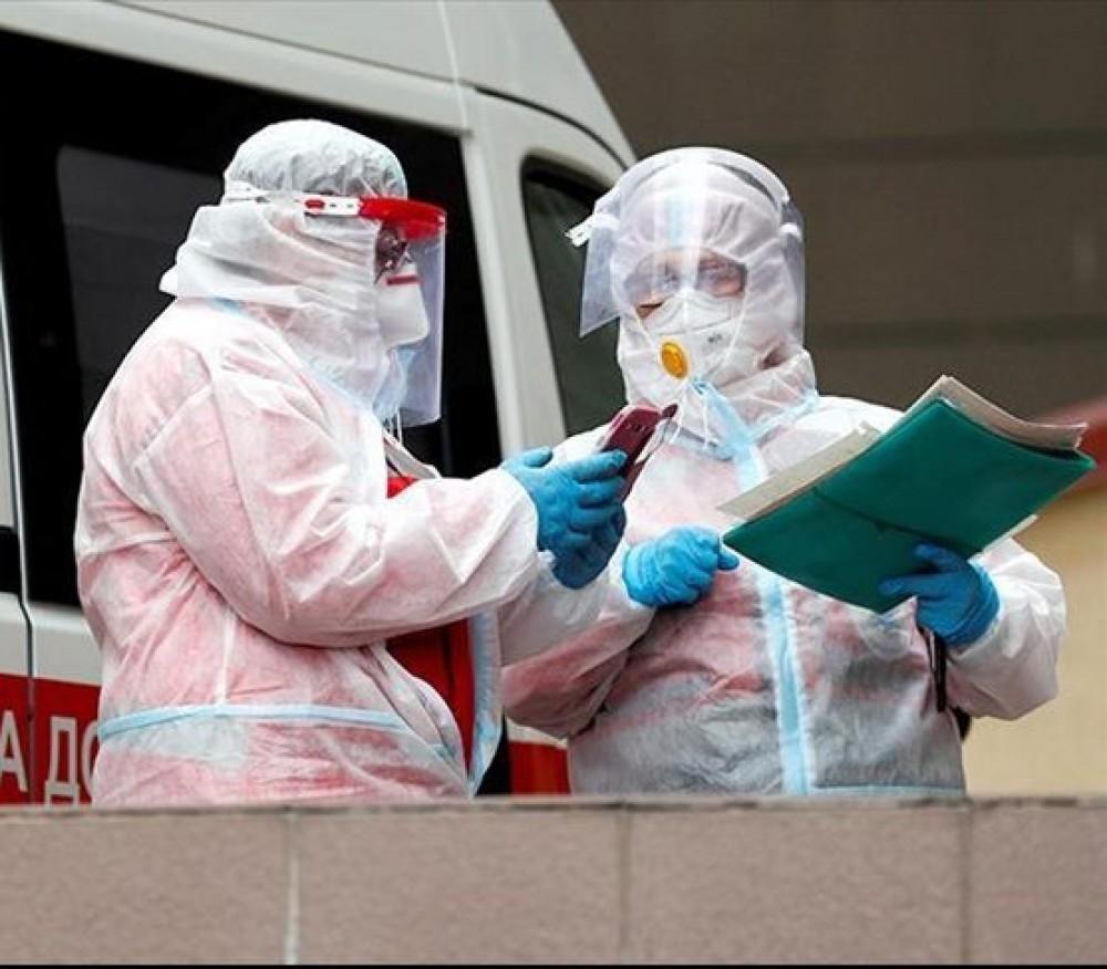Украина заняла второе место в Европе по новым случаям заражения коронавирусом