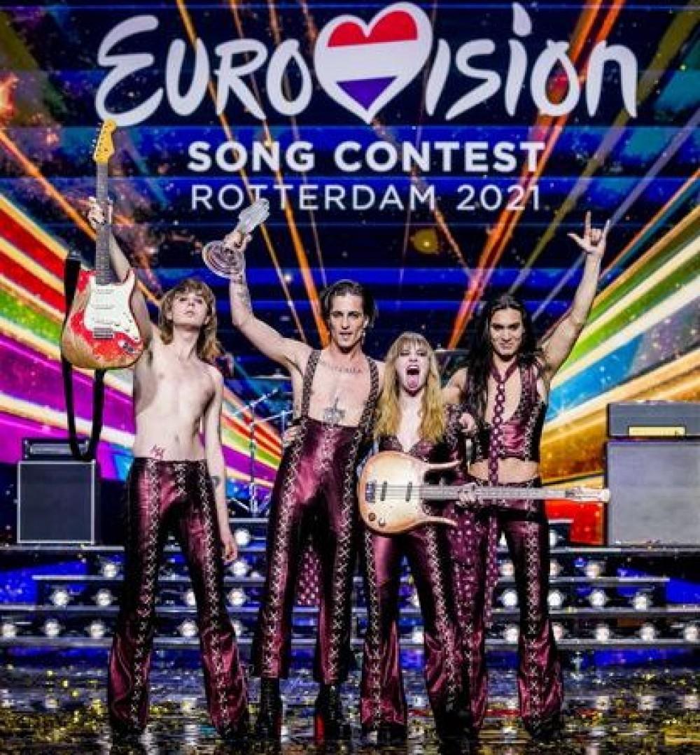 Итальянская рок-группа победила на Eurovision-2021 // Украинцы на пятом месте