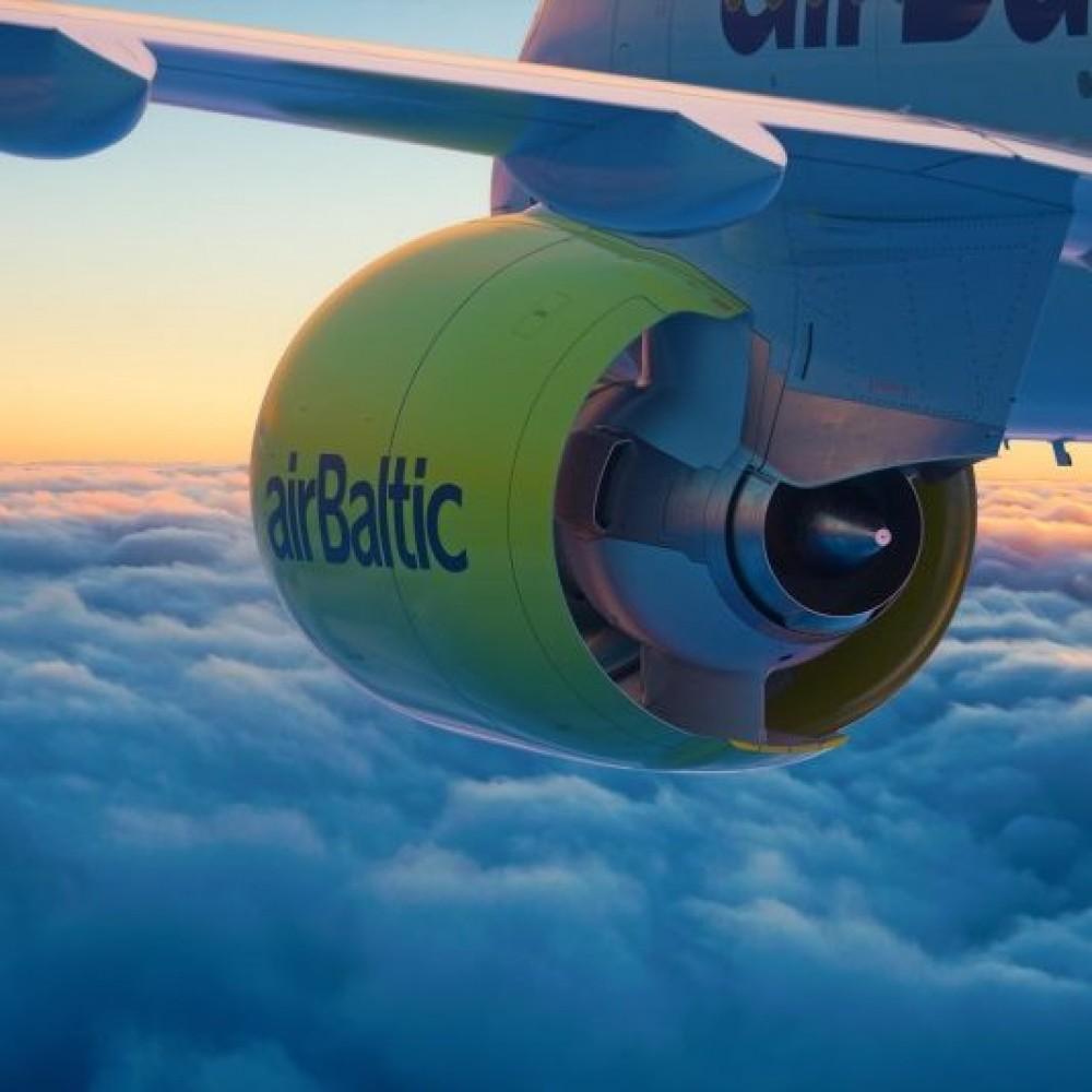 Латвийская национальная авиакомпания AirBaltic возобновит рейсы в Одессу