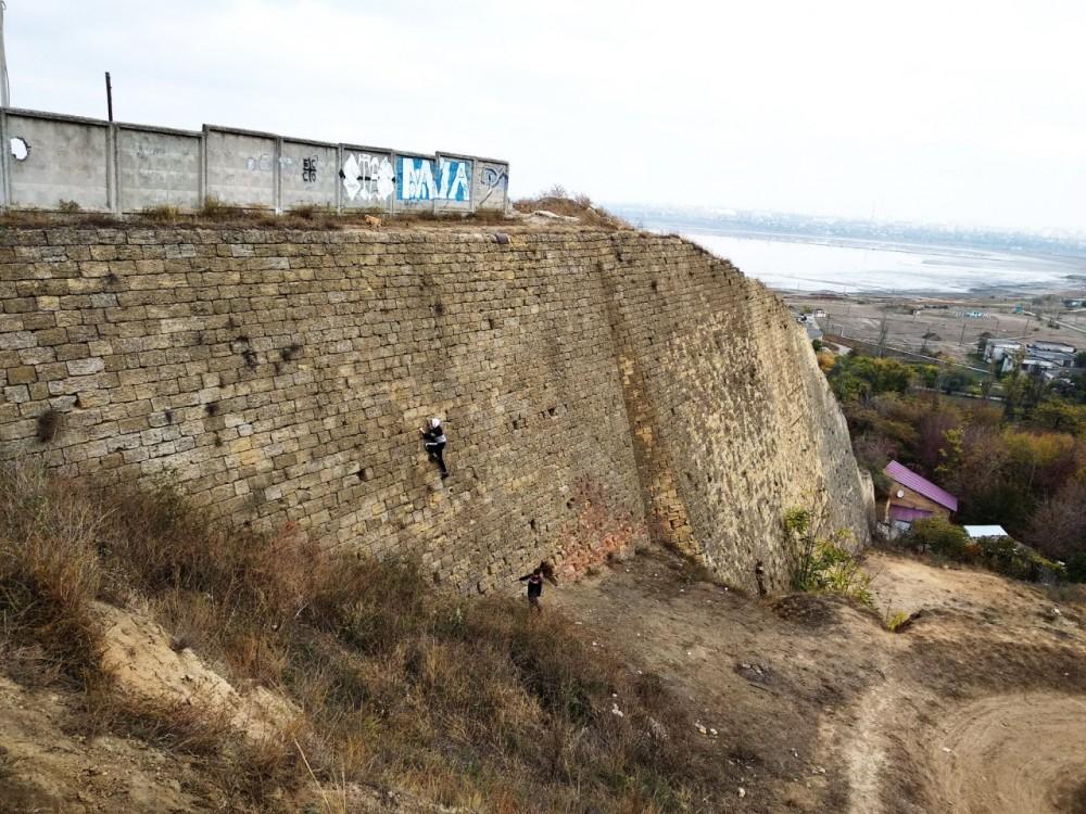 Одесский спелеолог спас подростка