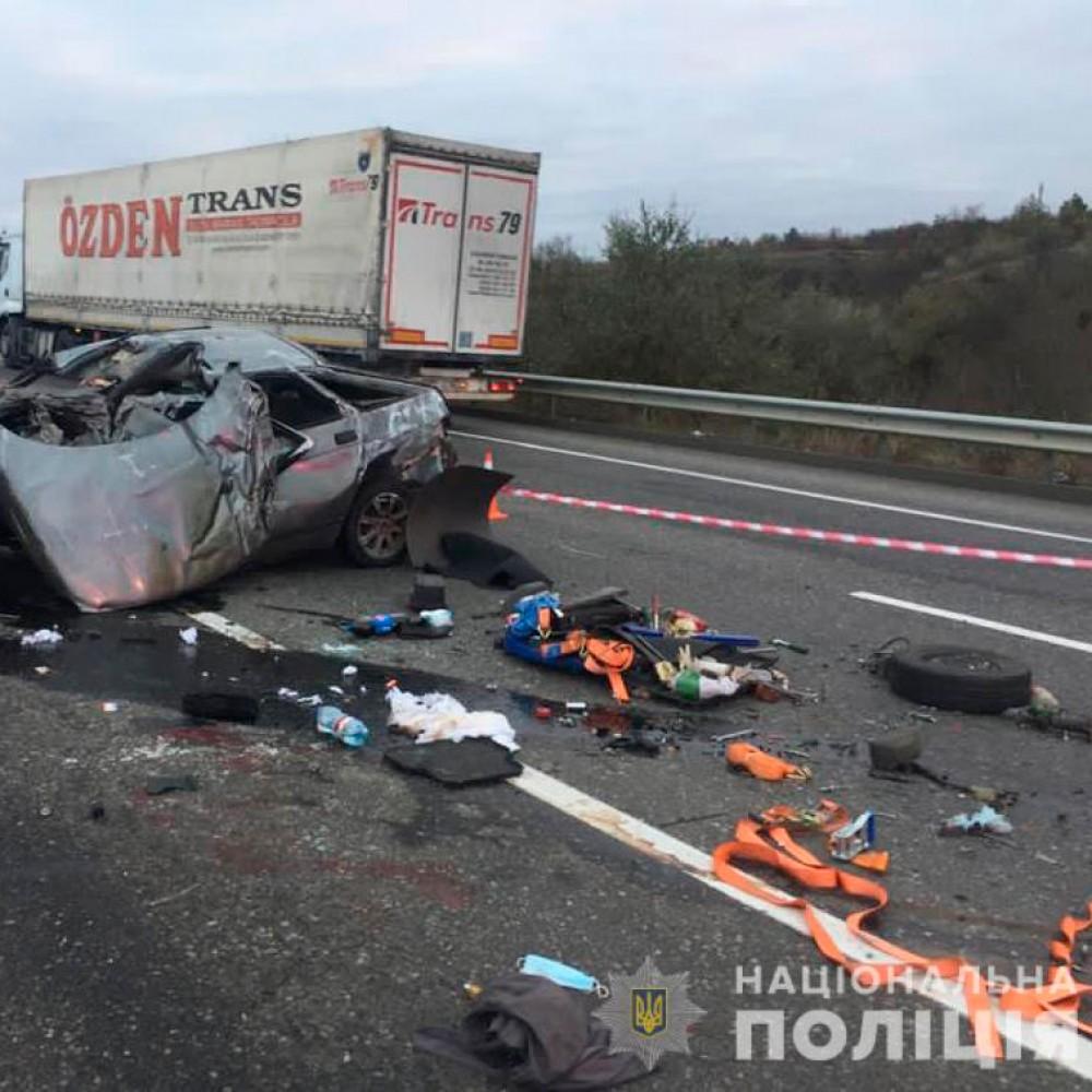 На киевской трассе возле Алтестово произошло смертельное ДТП