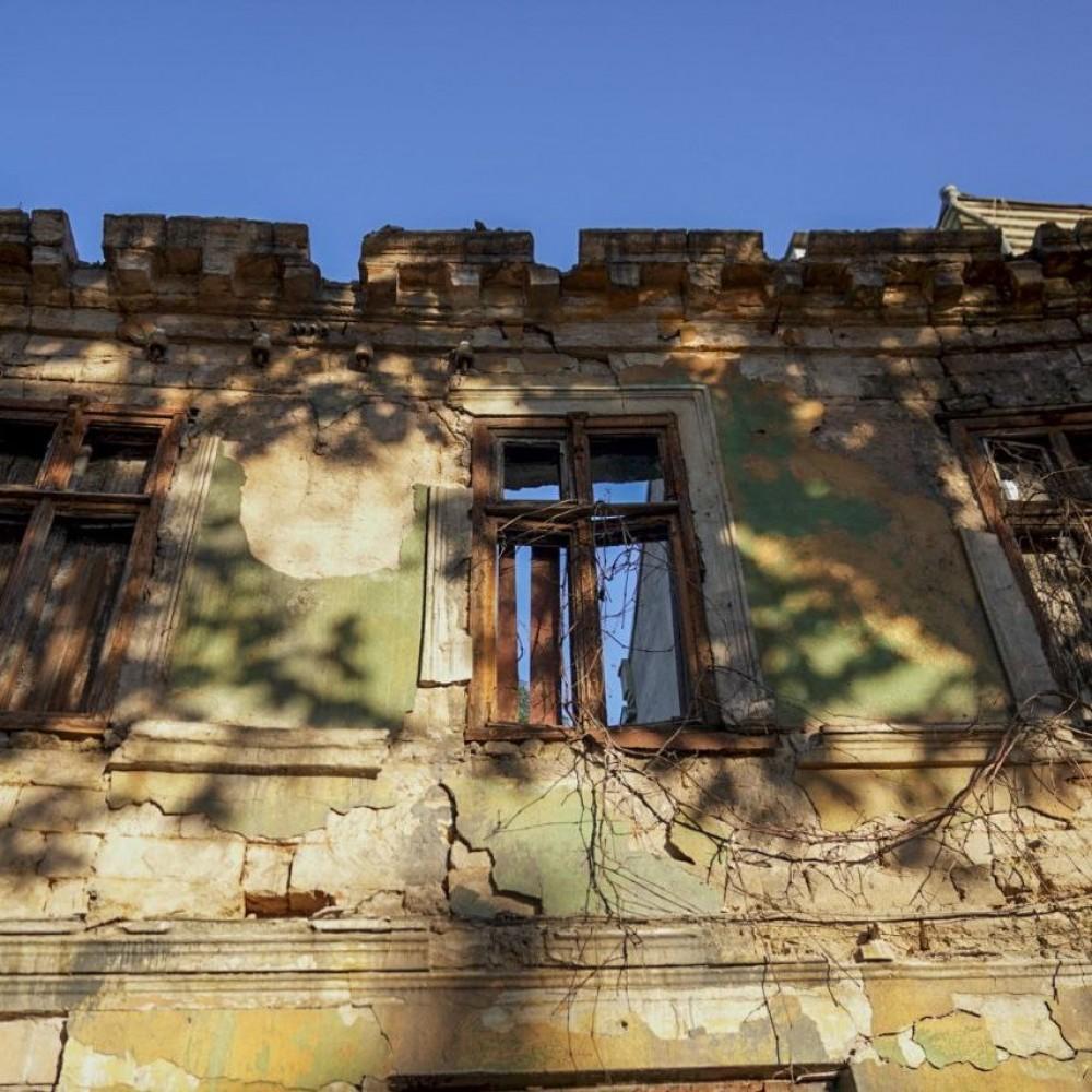 На восстановление ветхих домов в Одессе необходимо 9 млрд грн // В городе задумались о создании программы расселения жильцов