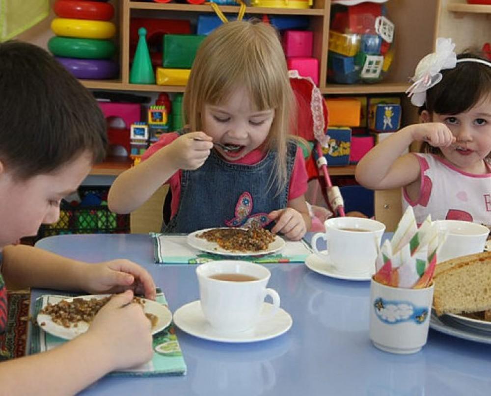 Одесских мам приглашают принять участие в разработке нового меню для детсадов