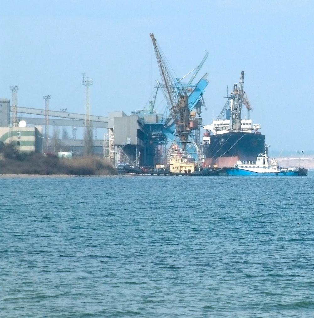 В порту «Южный» нашли нарушений на 185 млн грн