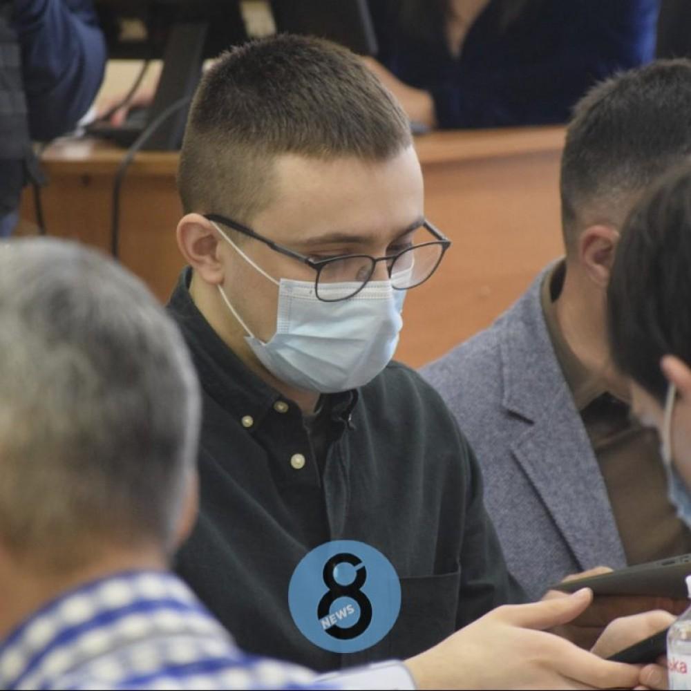 Апелляция по делу Стерненко // Судьи изучили пистолет и ушли совещаться