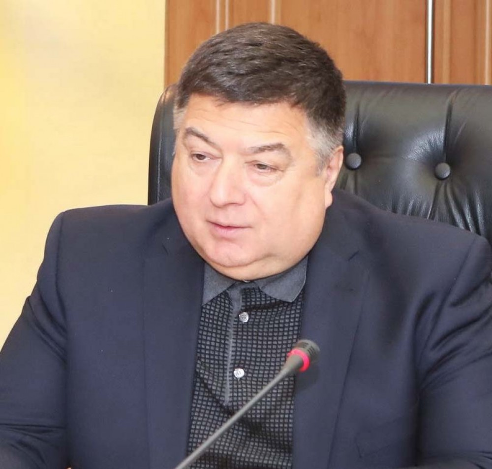 Главе КСУ Тупицкому вручили подозрение и не пустили на работу