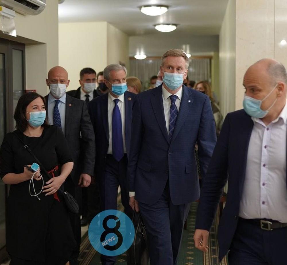 Комиссия Верховной Рады разбиралась, сколько в Одессе кислорода и койко-мест