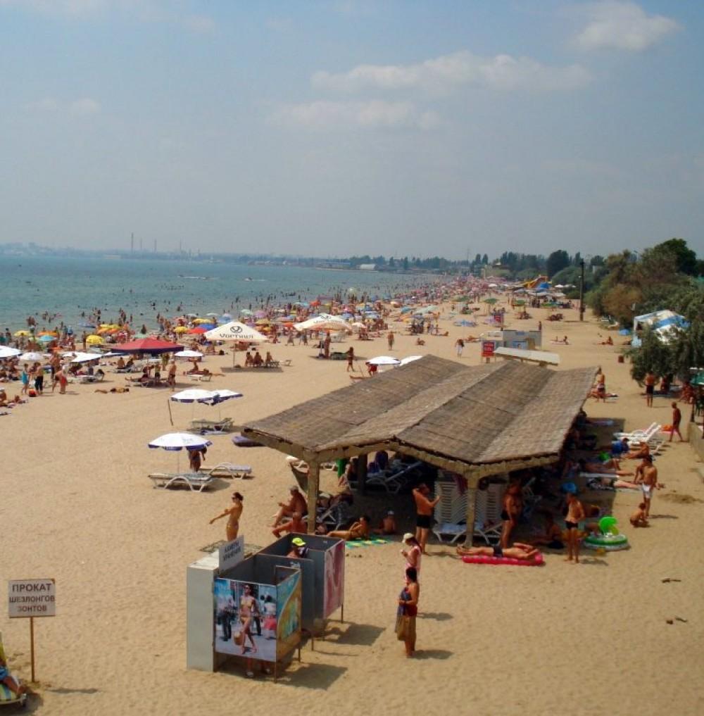 В Лузановке сделают инклюзивный пляж