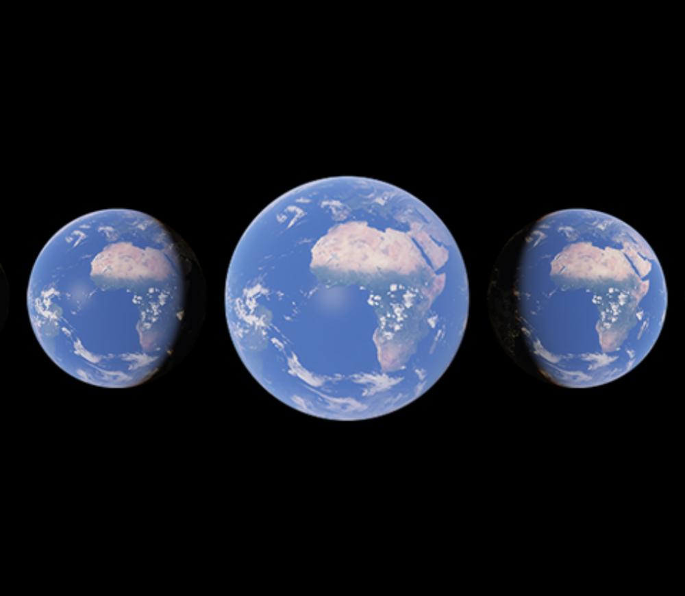 Как менялась Земля за 37 лет // Масштабное обновление в Google Earth