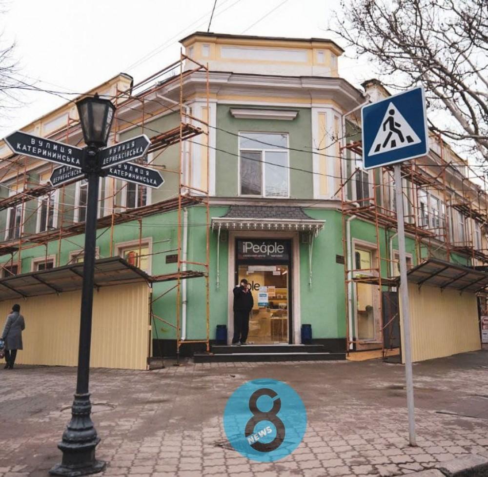 Фирме, фигурировавшей в  уголовном производстве, доверили реконструкцию памятника архитектуры на Екатерининской