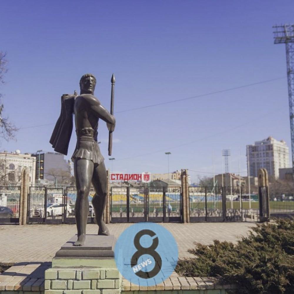 Одесский горсовет хочет реконструировать стадион «Спартак» // Это случится не скоро