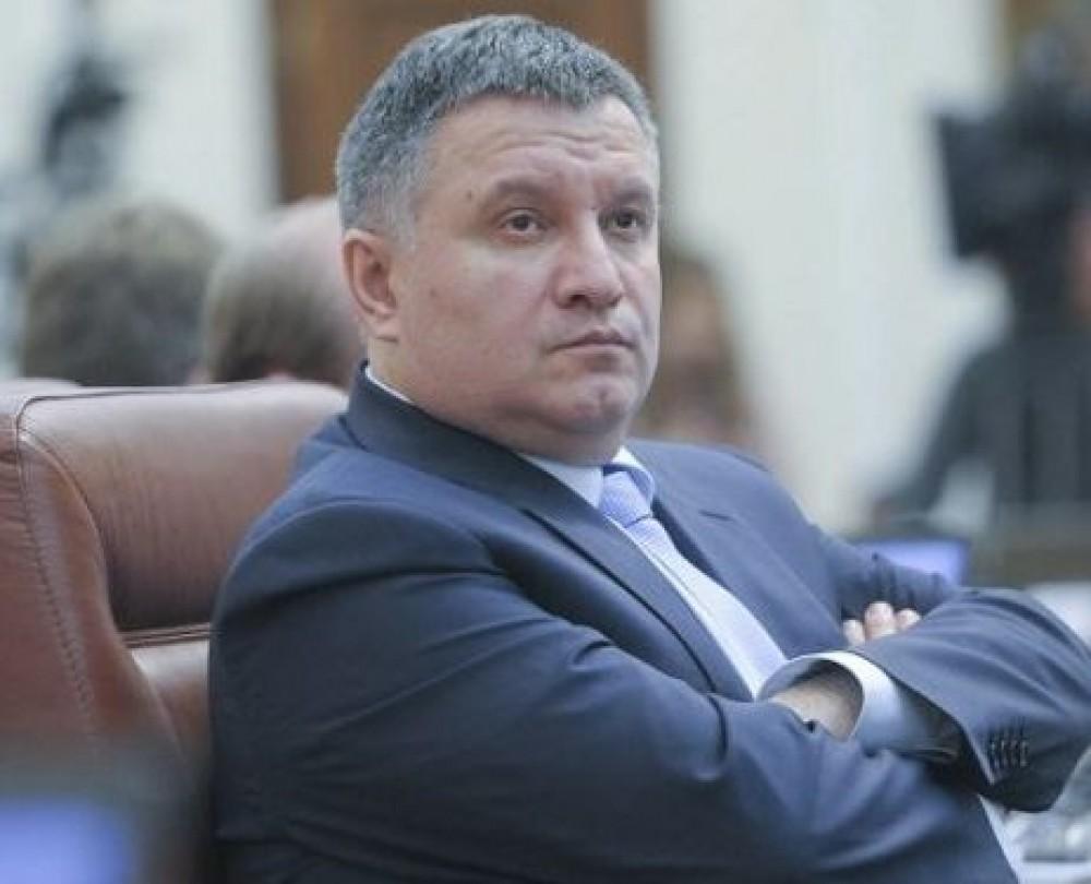 Главу МВД Арсена Авакова отправили в отставку