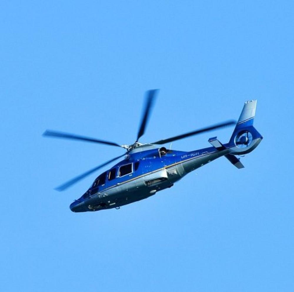 Испортил отдых // В Одесской области частный вертолет разгромил палаточный лагерь туристов