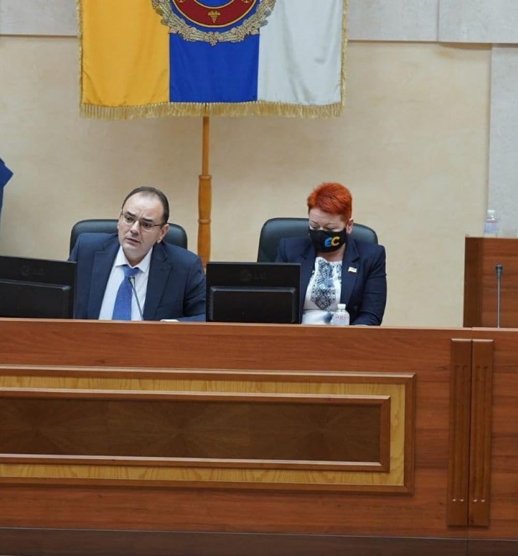 Депутаты избрали нового главу Одесского района (UPD)