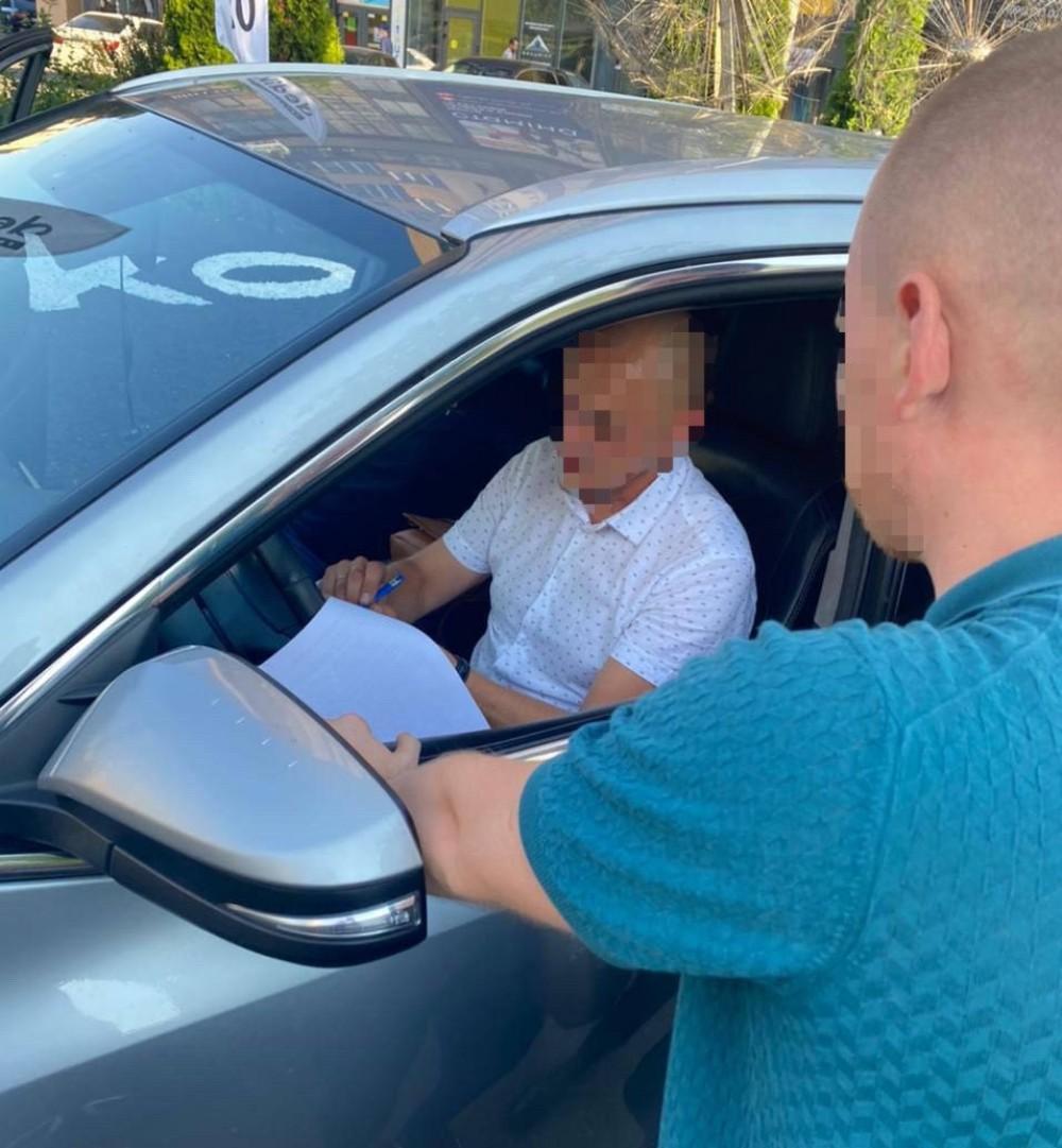 В Одессе на взятке попался гендиректор регистра судоходства