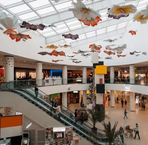 От «Афины» до «Ривьеры» // Кому принадлежат главные торговые центры Одессы