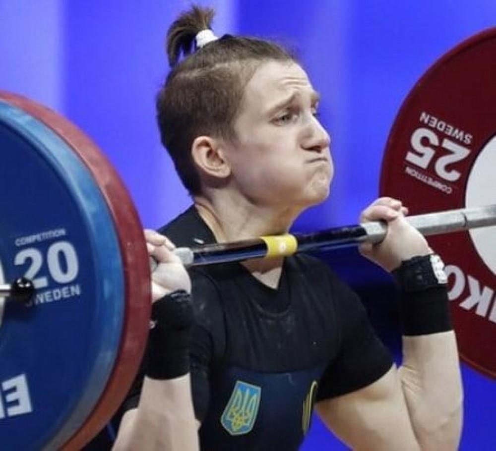 Украинские спортсменки триумфально выступили на Чемпионате Европы по тяжелой атлетике