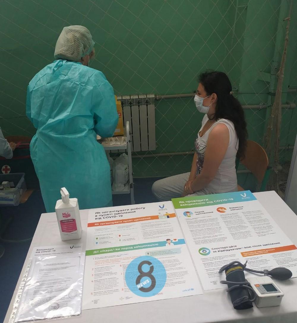 В Одессе заработали центры вакцинации выходного дня // Где можно получить прививку