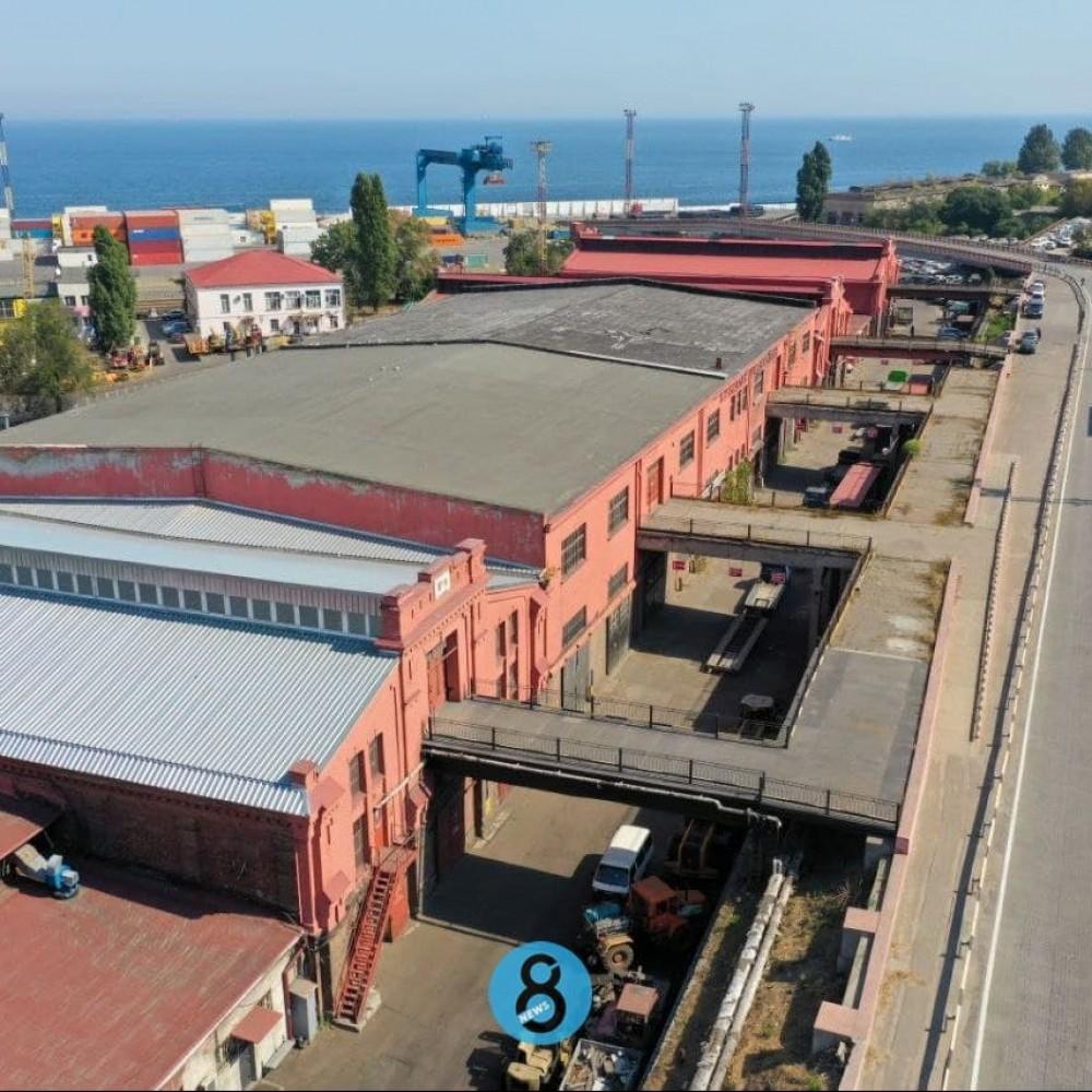 Красные пакгаузы в порту попытаются сдать в аренду // Аукцион от Фонда госимущества