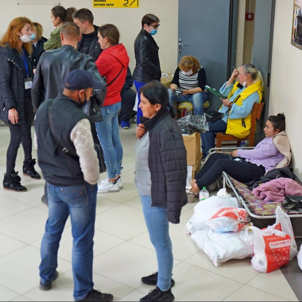 Член комиссии, который простоял трое суток в очереди на Косовской, чтобы сдать протоколы, умер от инфаркта