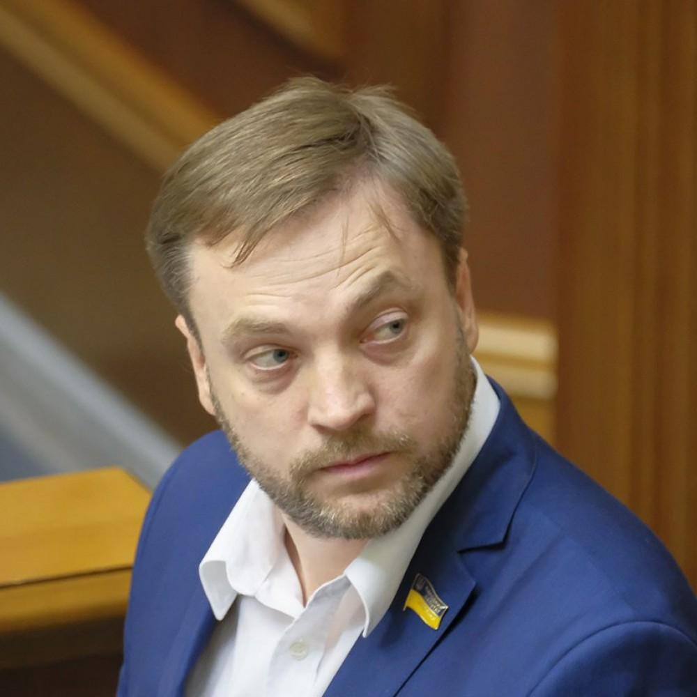 Новым министром МВД стал нардеп Денис Монастырский