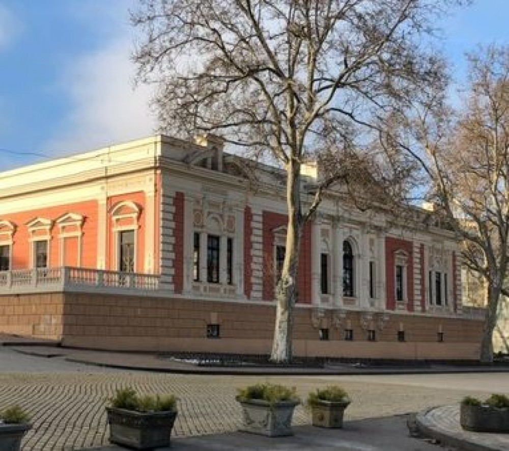 Здание Музея морфлота Украины включили в президентскую программу по реставрации
