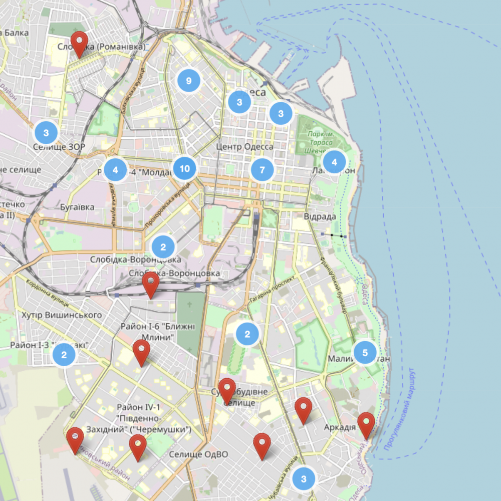 В мэрии презентовали онлайн-карту капитального строительства