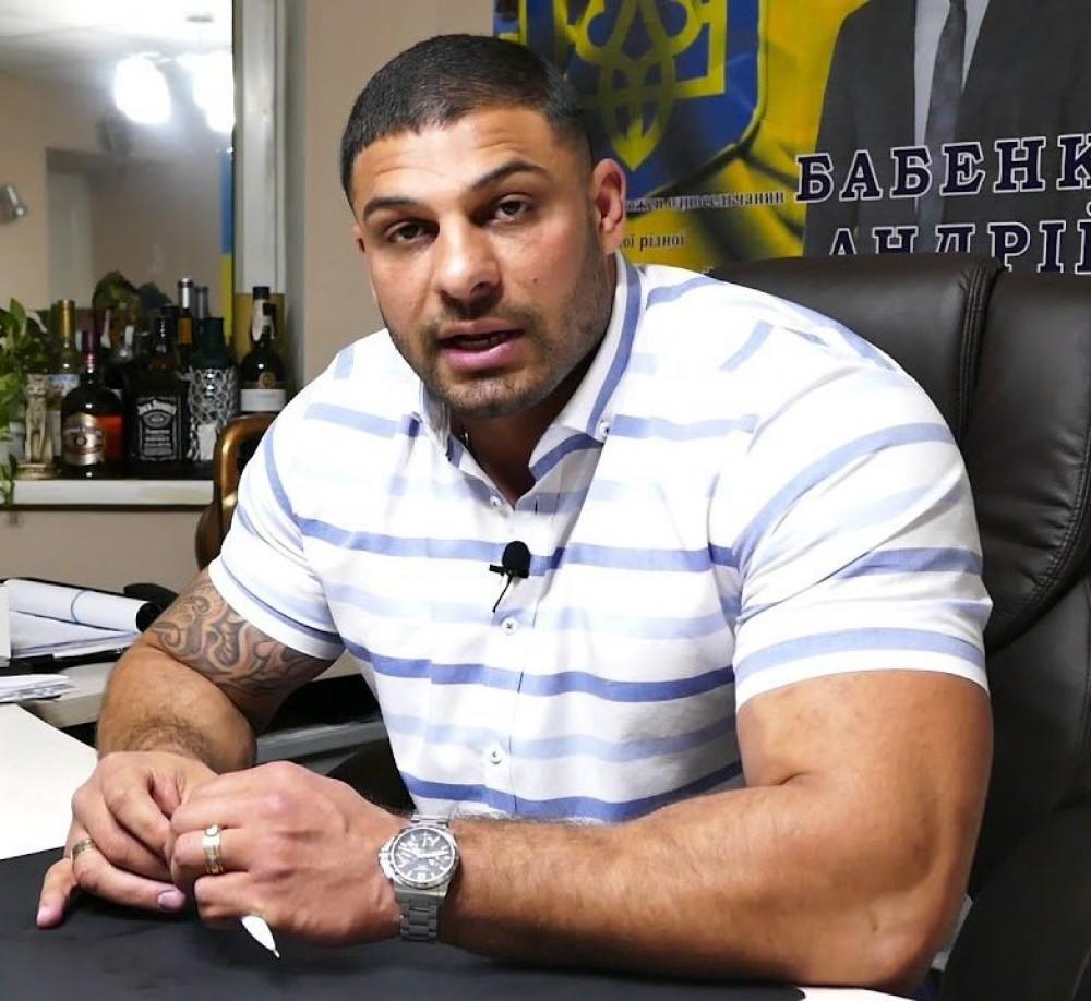 Скандальный депутат облсовета теперь будет отвечать за правопорядок в Одесской области