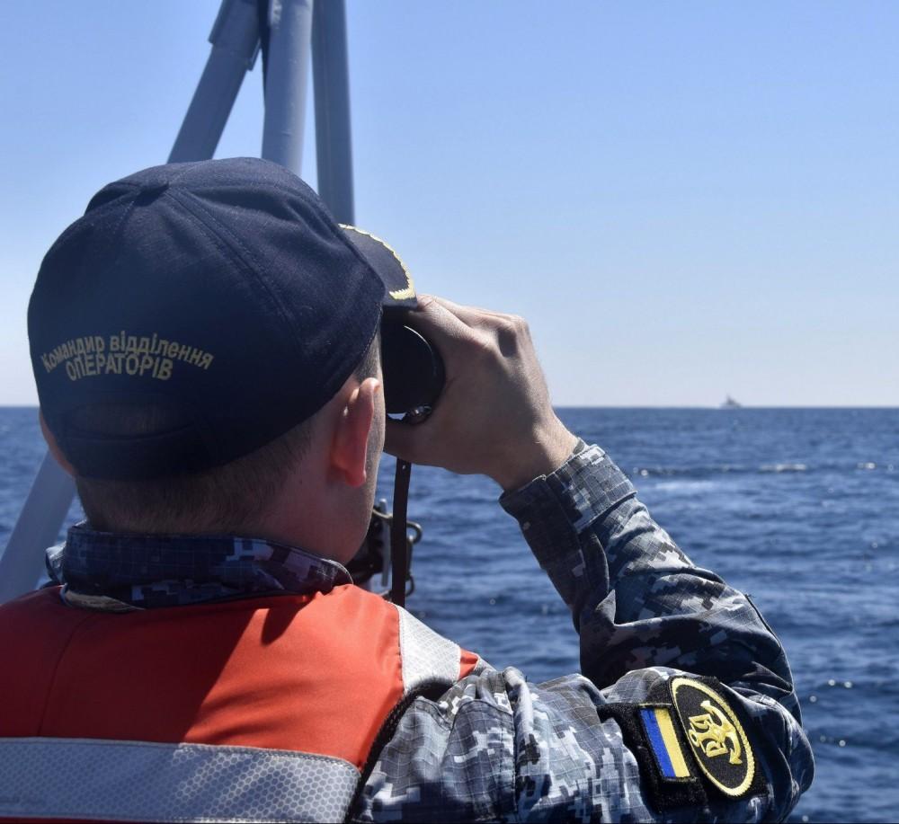 В Черном море провели совместные учения с Береговой охраной США