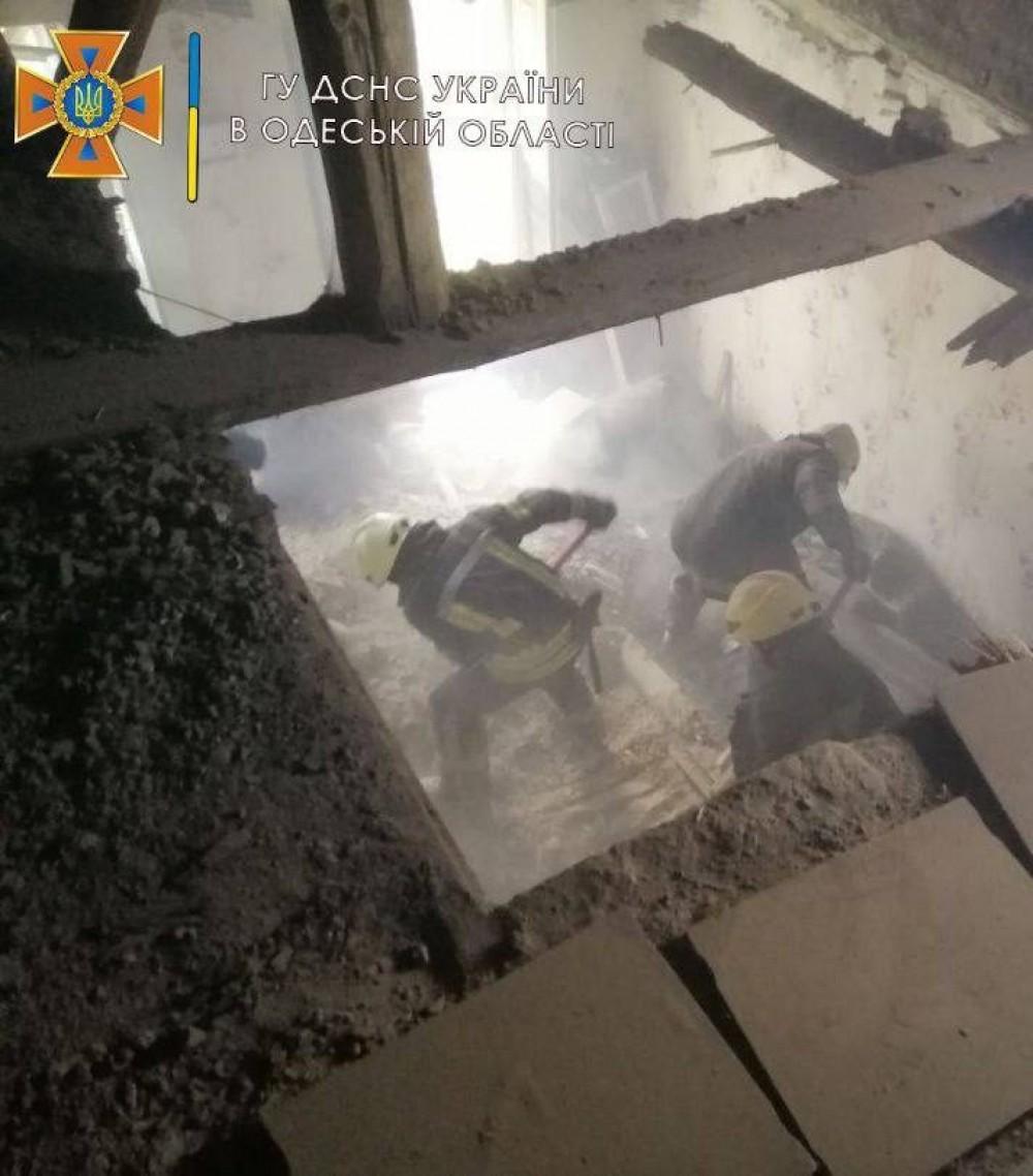 Обрушение на Степовой // Пожилая хозяйка квартиры погибла под завалами