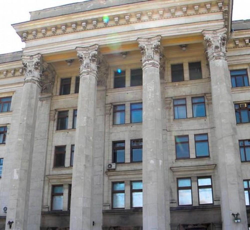 Депутаты Одесского райсовета поддержали установку мемориала погибшим в Доме профсоюзов