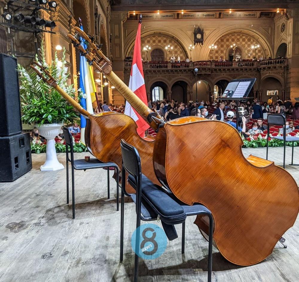 В Одессе состоялось закрытие феста Odessa Classics