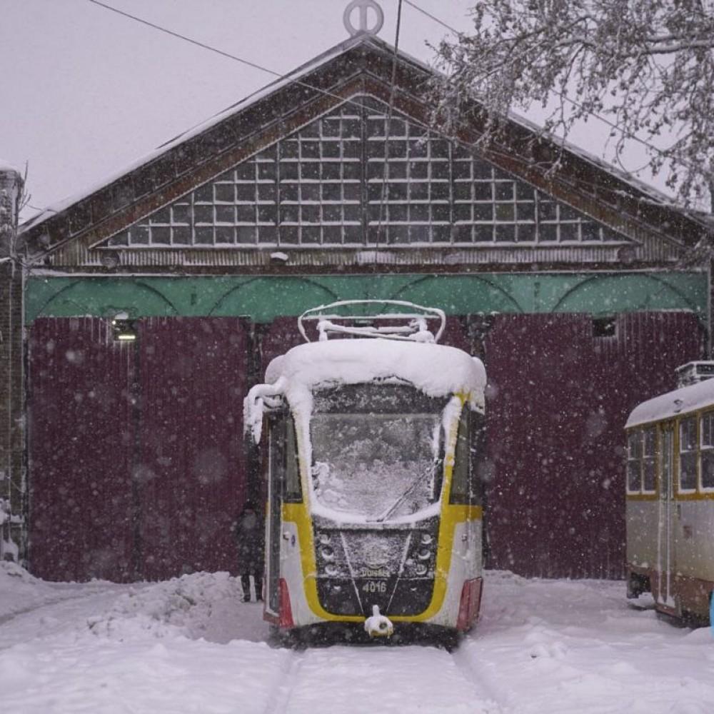 Потрепала буря // Одесские коммунальщики рассказали о потерях электротранспорта
