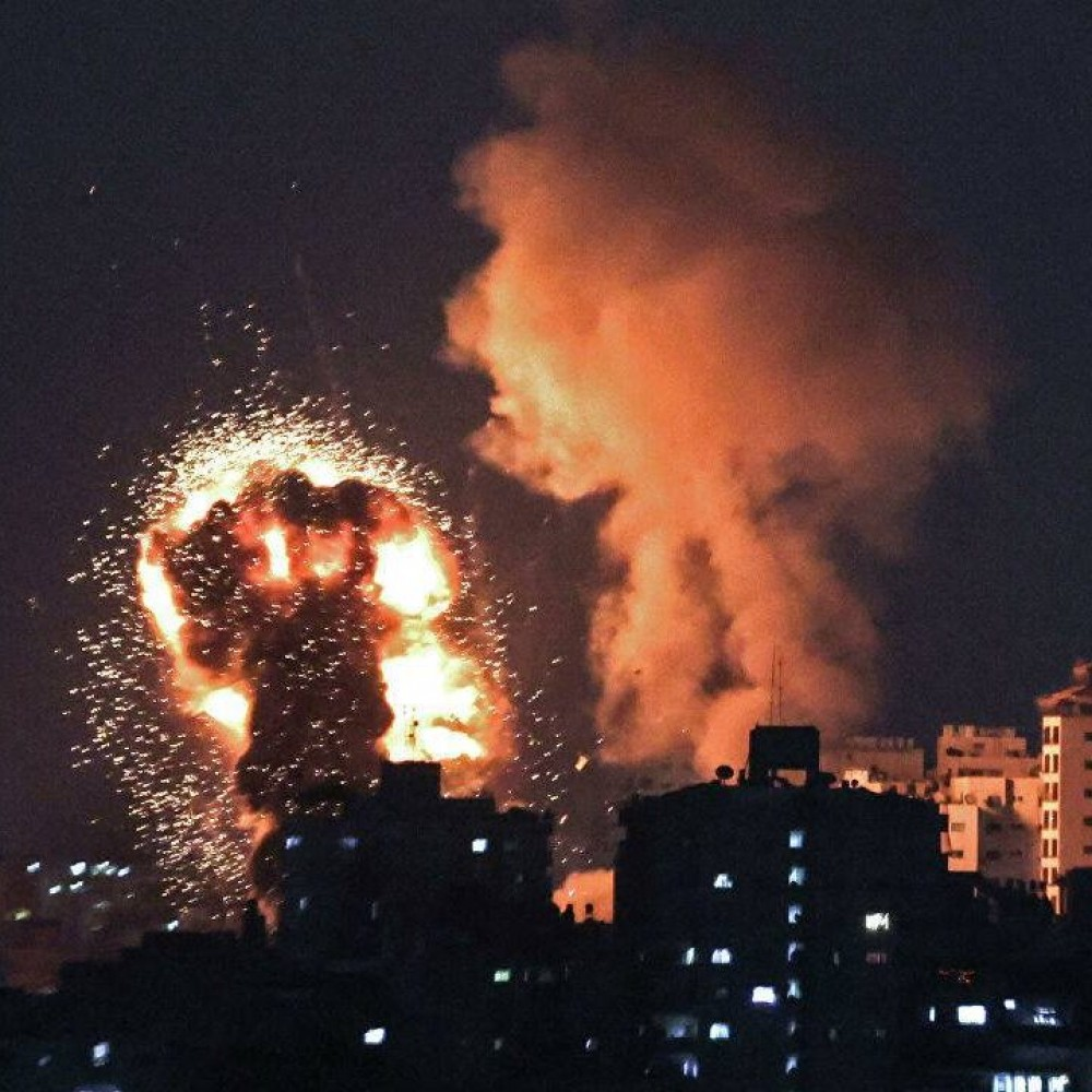 Обострение в Израиле // «Железный купол» уничтожил 200 выпущенных из сектора Газа ракет