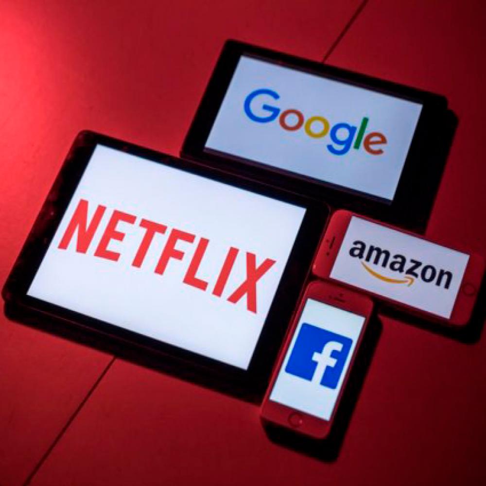 Facebook, Google и Netflix обяжут платить НДС в Украине // Это пополнит бюджет на 3 млрд грн в год
