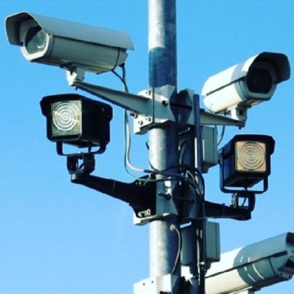 На дорогах Одессы появятся камеры, фиксирующие скорость автомобиля