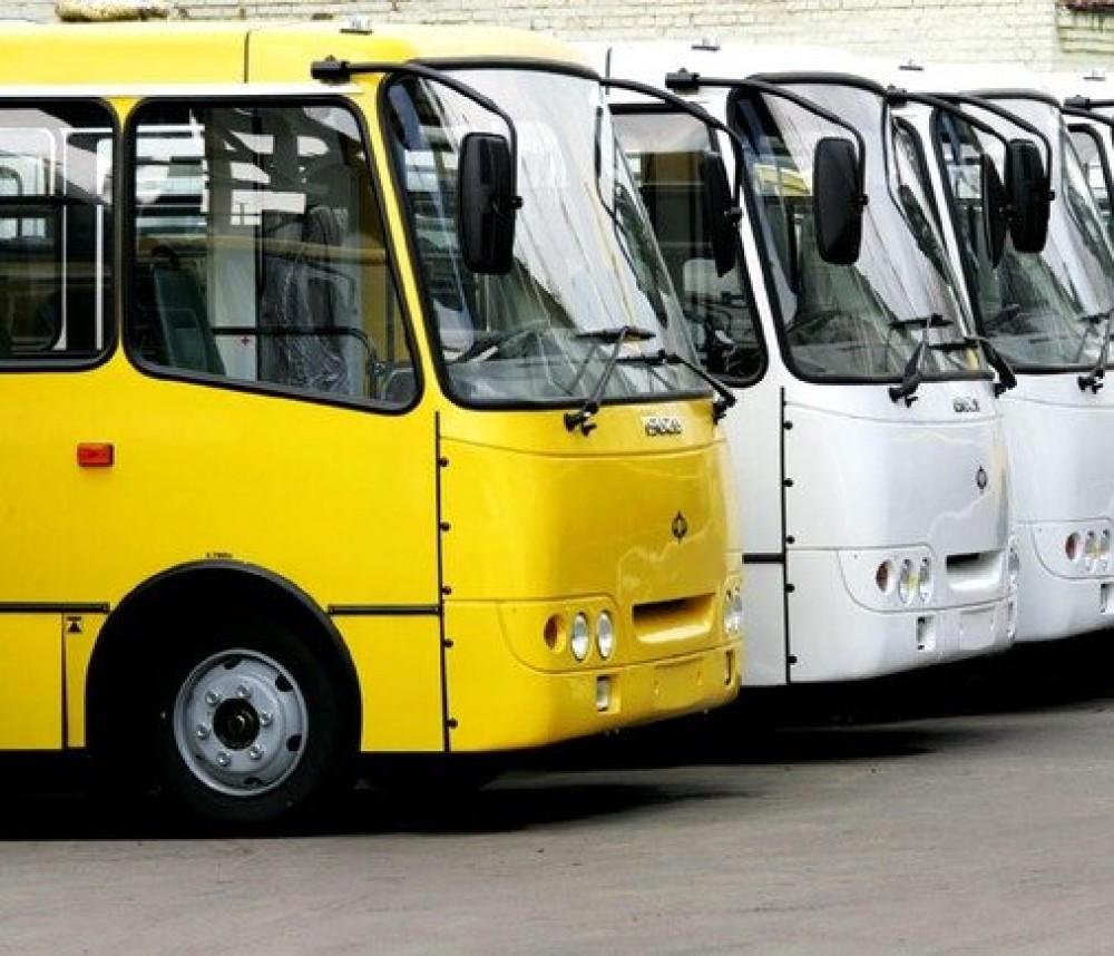 Теперь и одесские маршрутки // В приложении по отслеживанию городского транспорта появилась новая полезная функция