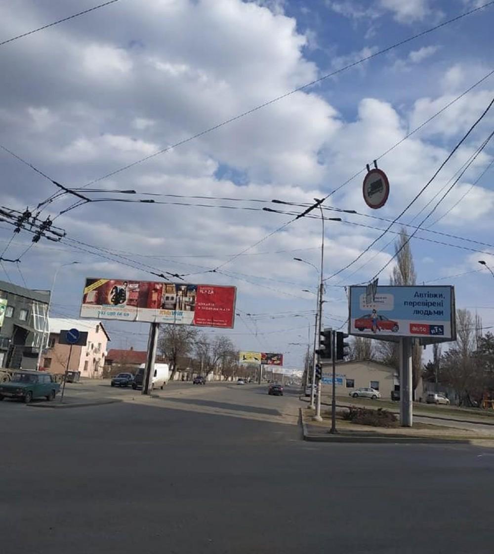 Ремонт Ивановского моста // Маршрут 12-го троллейбуса временно сократили