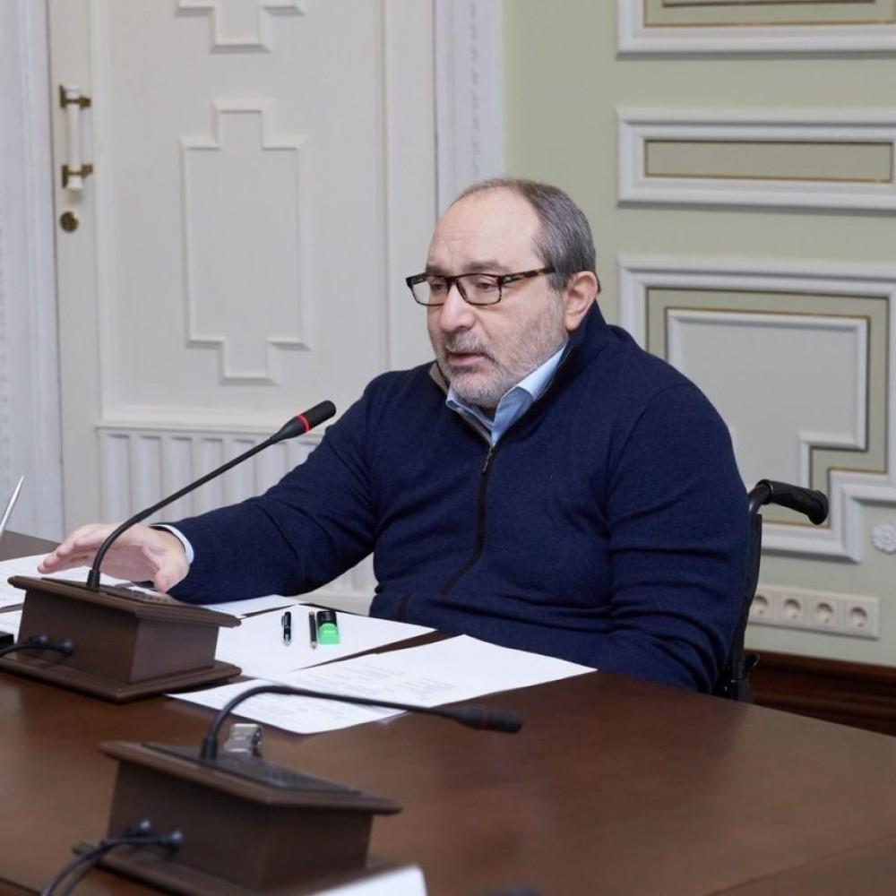 Мэр Харькова Геннадий Кернес умер от ковида