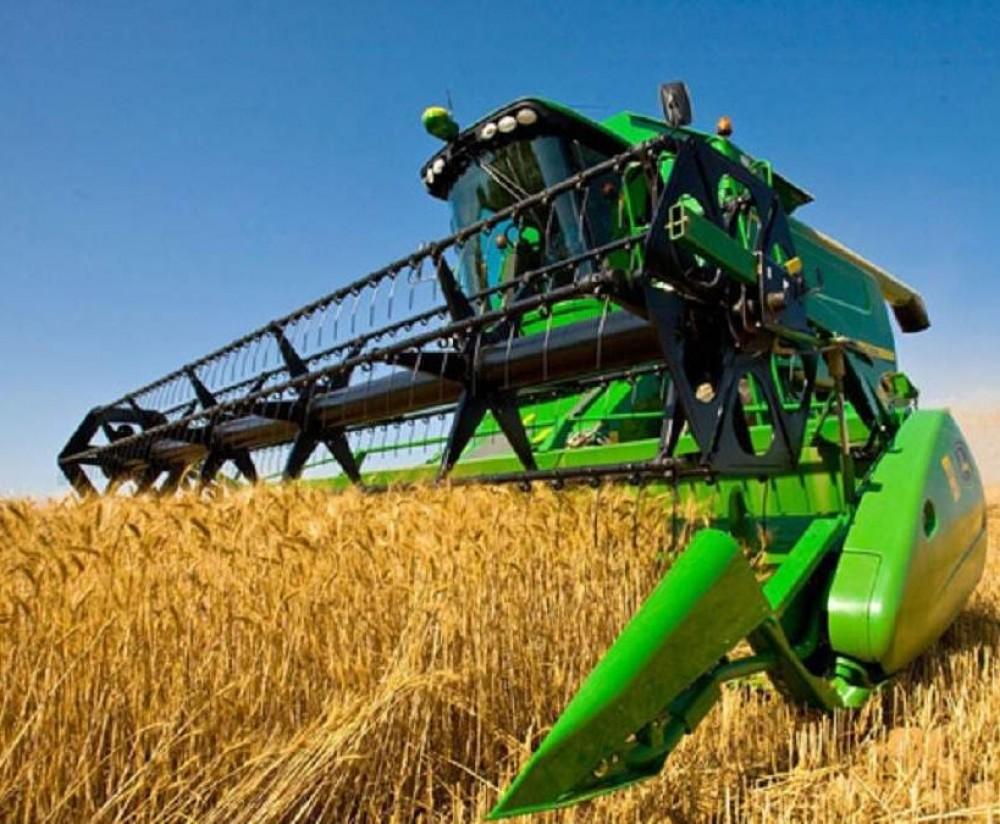 Урожай-2021 / Одесская область вырвалась в топ-3 по количеству собранной пшеницы // Инфографика