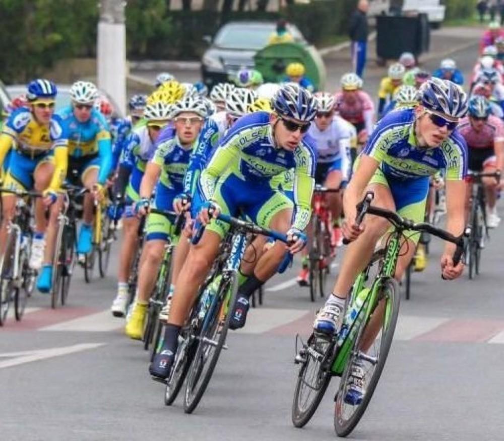 На выходных в Одессе пройдут две велогонки // Схема перекрытий