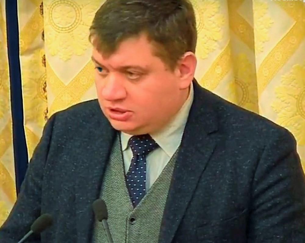 Больше не и.о. // Труханов назначил Козлова начальником управления торговли