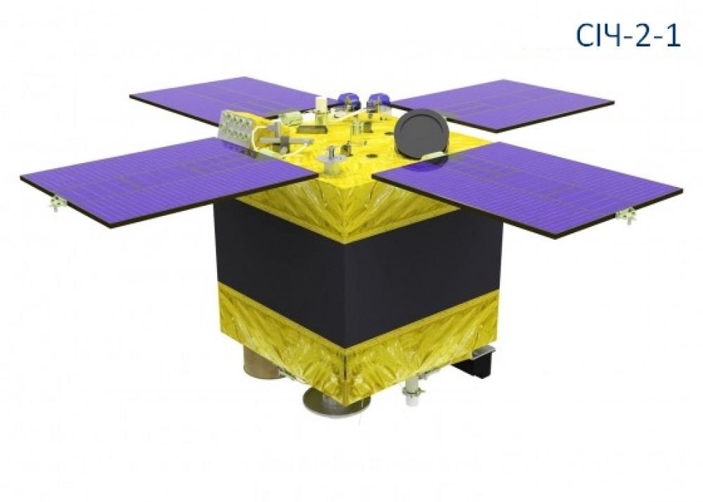В Госкосмосе опровергли готовность спутника «Січ-2-1»