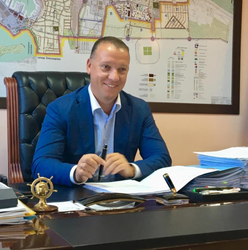 Депутат облсовета Юрий Крук возглавил Одесскую райадминистрацию