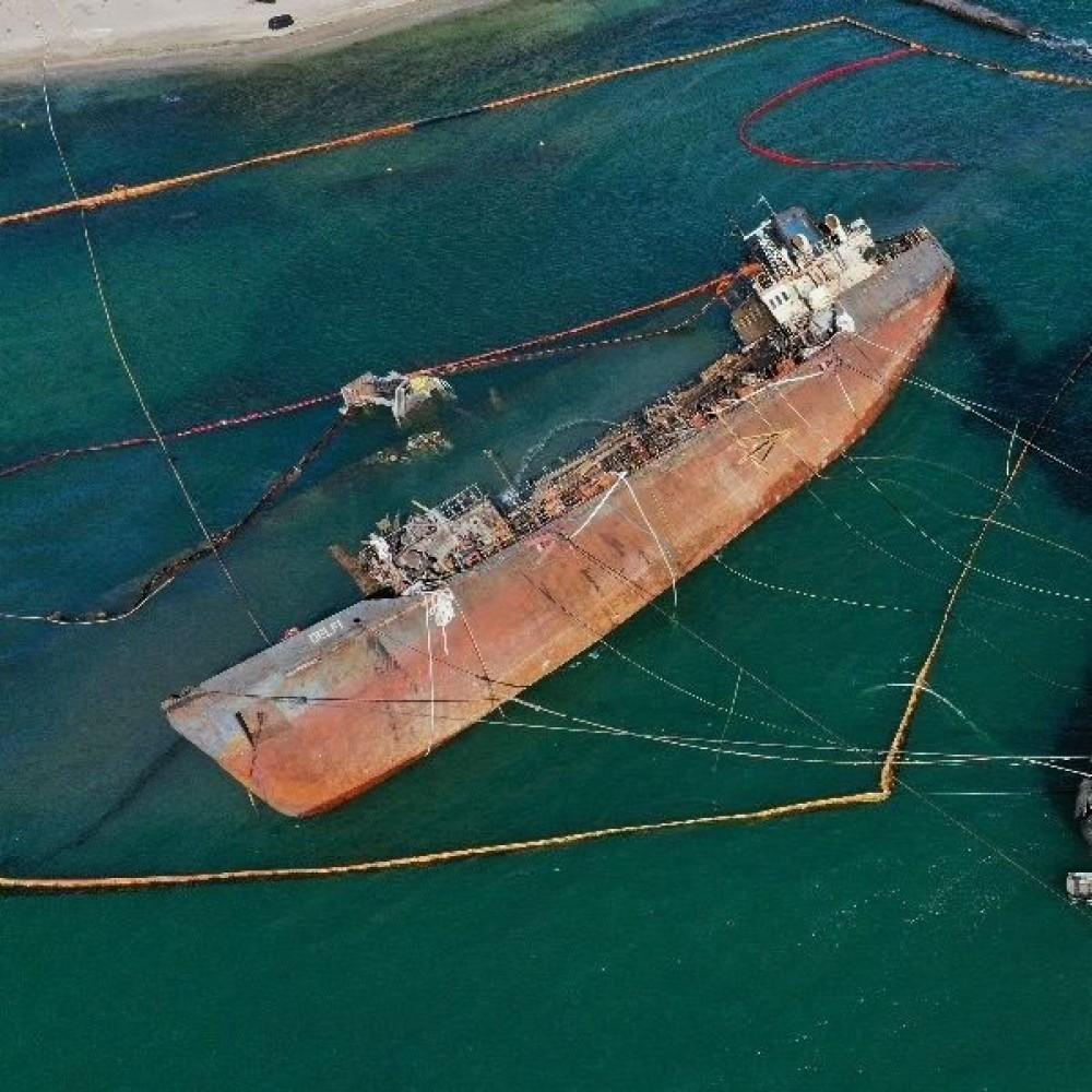 Не прошло и года // Из-за Delfi экс-капитану порта Южный сообщили о подозрении в халатности