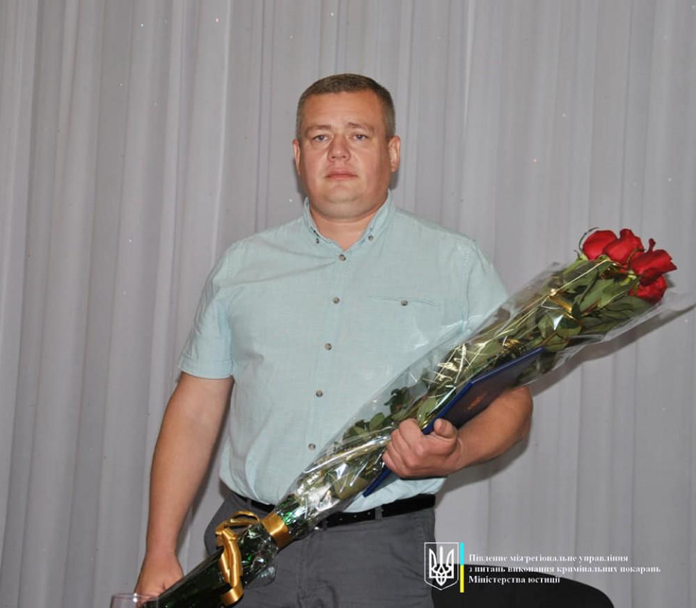 Начальник Одесского СИЗО попался пьяным за рулем