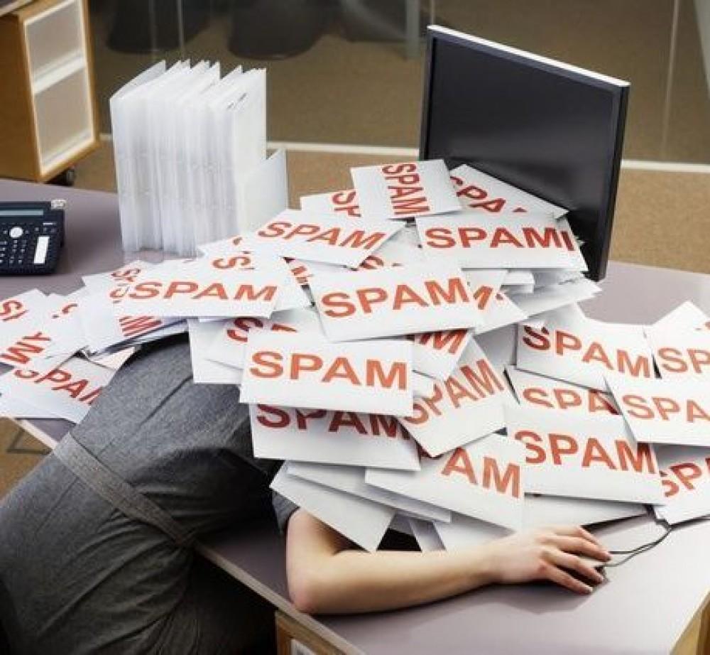 Верховная Рада запретила спам-рассылки без согласия пользователей