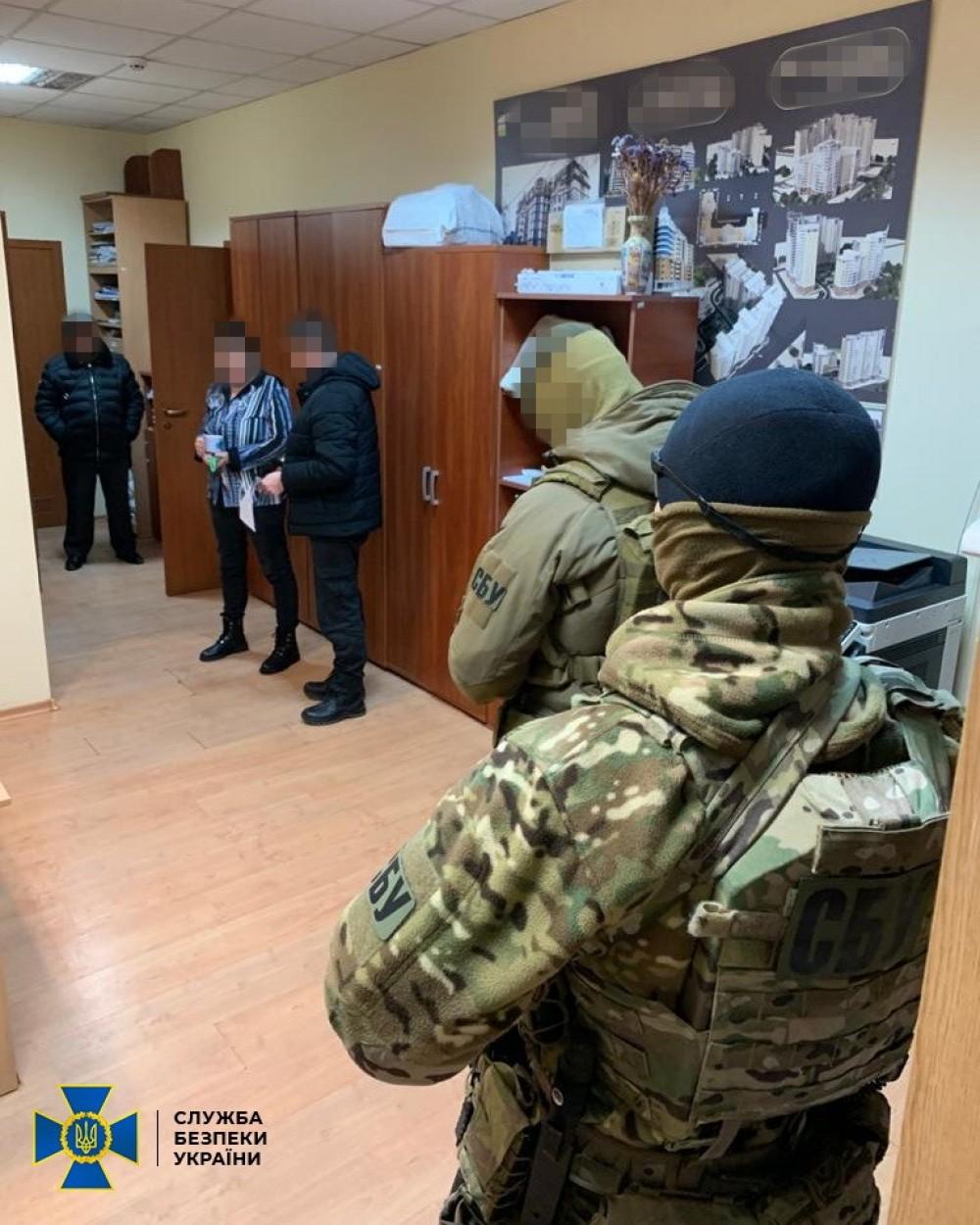 Одесские чиновники незаконно переоформили землю Госслужбы спецсвязи под застройку